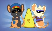 'Мышиные бега online' - Многопользовательская онлайн игра. Общайся, соревнуйся, заводи друзей. Развивай своего персонажа и докажи всем, что ты лучший!